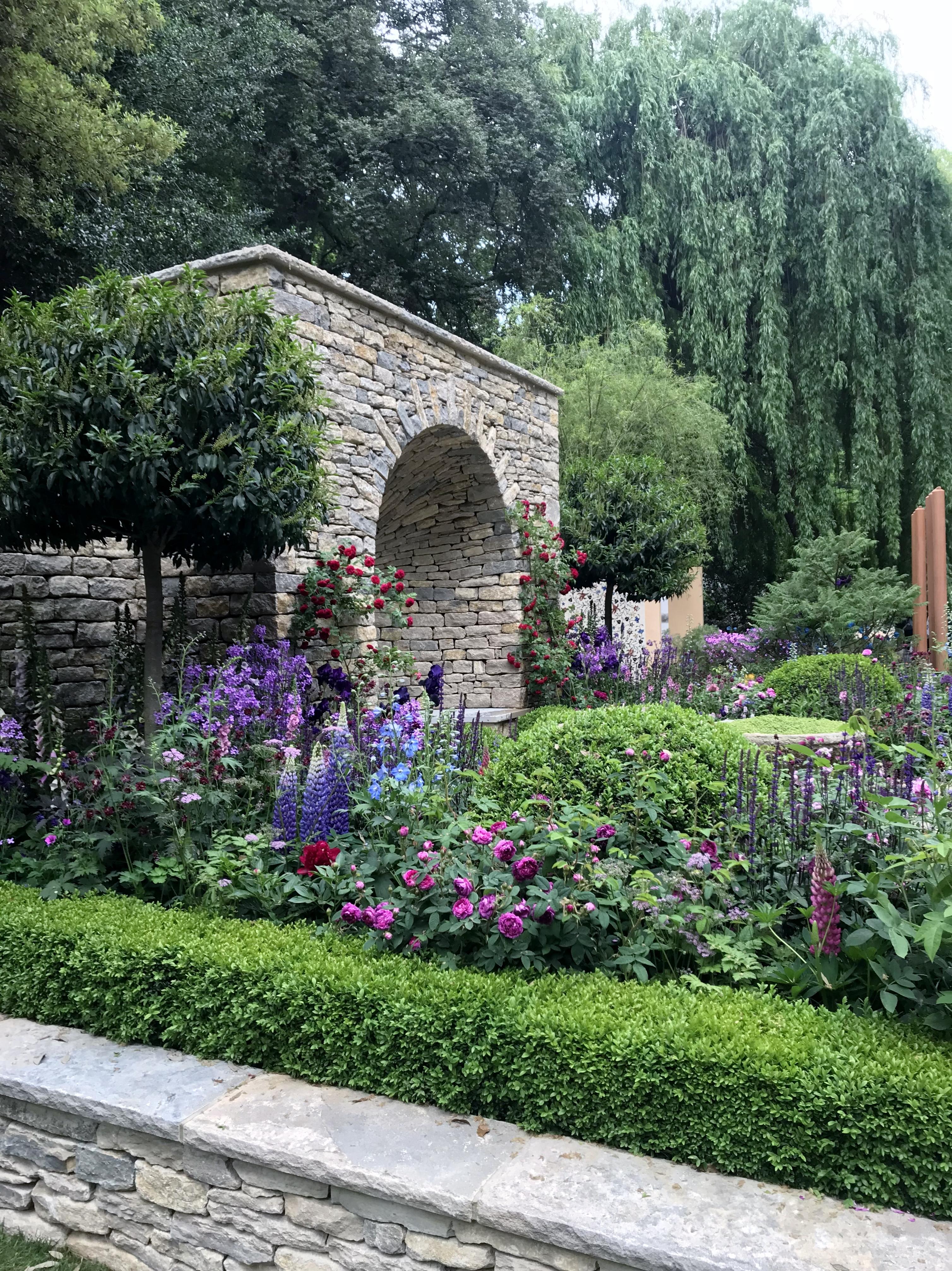 Chelsea flower show 2018 obsigen - Chelsea garden show ...