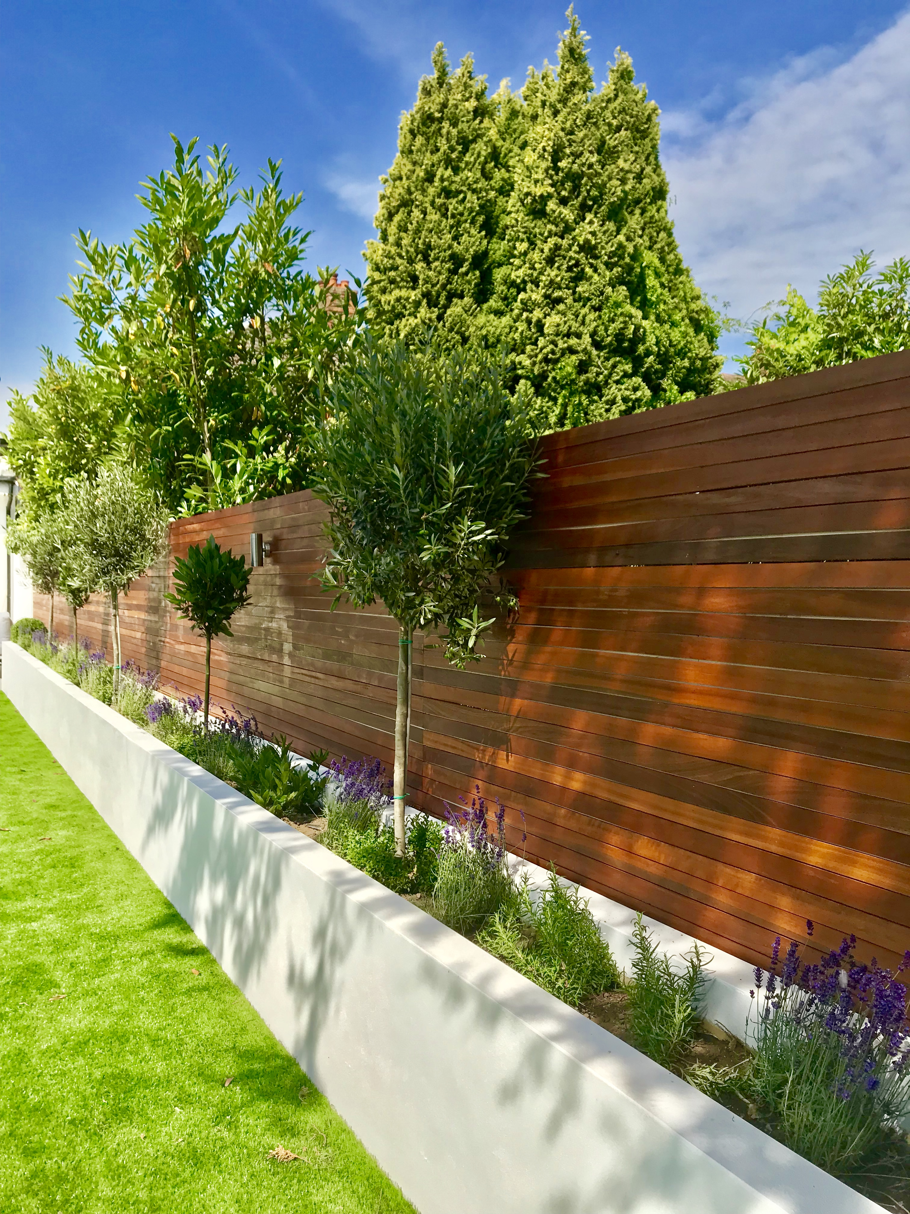 Large Garden Design Ideas London London Garden Design